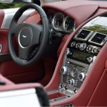 2015 Aston Martin DB9 Skyfall Silver Interior