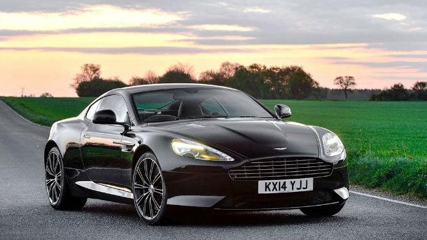2015 Aston Martin DB9 msrp