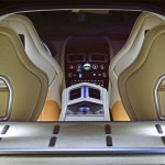 2015 Aston Martin Rapide S Amethyst (Boot Space)