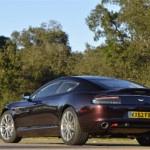 2015 Aston Martin Rapide S Amethyst Exterior