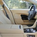 2015 Aston Martin Rapide S Amethyst Interior