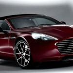 2015 Aston Martin Rapide S Convertible