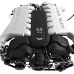 2015 Aston Martin Rapide S Engine