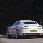 2015 Aston Martin Rapide S Exhaust