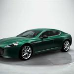 2015 Aston Martin Rapide S Green