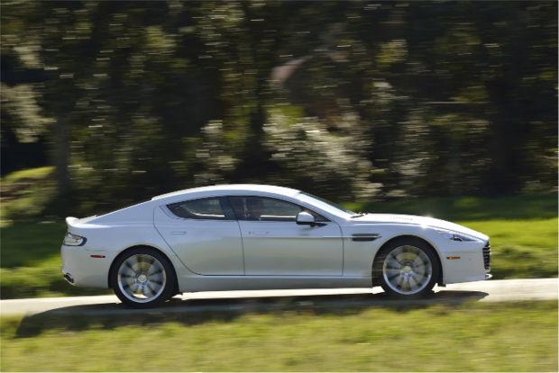 2015 Aston Martin Rapide S MPG