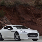 2015 Aston Martin Rapide S Stratus White