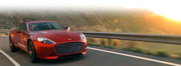 2015 Aston Martin Rapide S Wallpaper