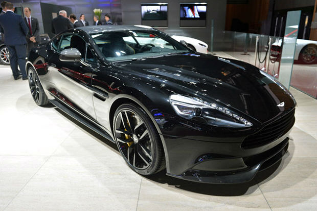 2015 Aston Martin Vanquish Volante Carbon