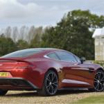 2015 Aston Martin Vanquish Volcano Red