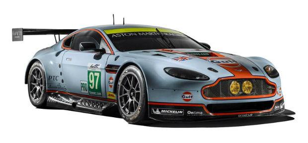 2015 Aston Martin Vantage GTE | Top Auto Magazine