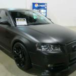 2015 Audi A3 Black