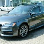 2015 Audi A3 Quattro