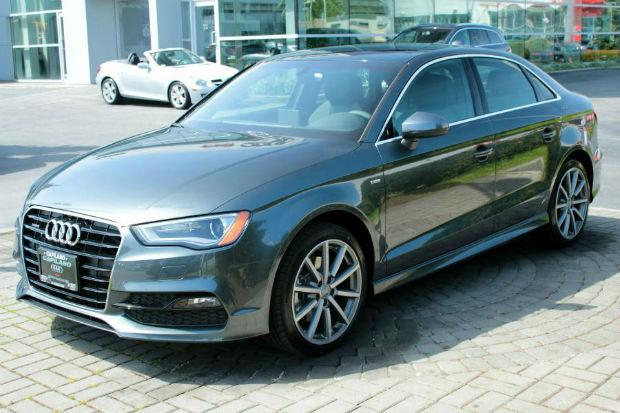 2015 Audi A3 Quattro Top Auto Magazine