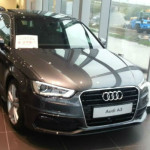 2015 Audi A3 S Line Package