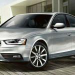 2015 Audi A4 Spy