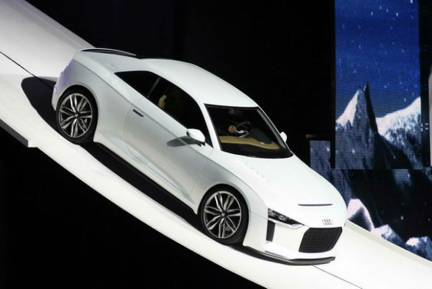 2015 Audi A5 Redesign