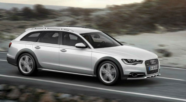 2015 Audi A6 Allroad