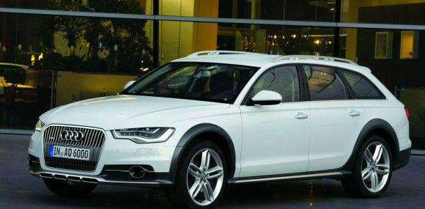 2015 Audi A6 Avant Usa