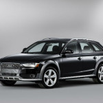 2015 Audi Allroad Black