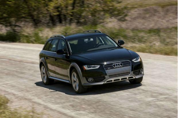 2015 Audi Allroad USA