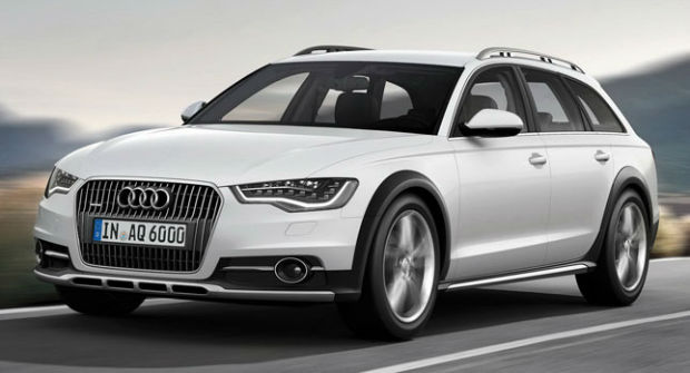 2015 Audi Allroad White Top Auto Magazine