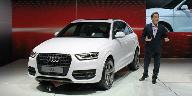 2015 Audi Q3 Canada