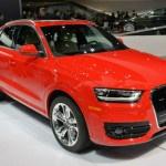 2015 Audi Q3 Car