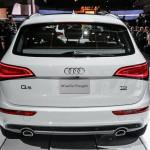 2015 Audi Q5 Exterior