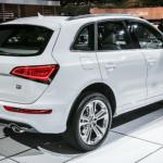 2015 Audi Q5 TDI White