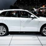 2015 Audi Q5 White