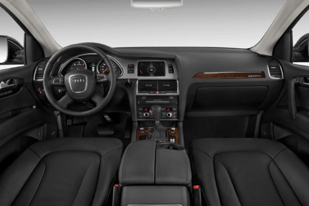 2015 Audi Q7 3.0 TDI Premium Interior