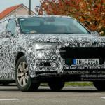 2015 Audi Q7 Spy Shots