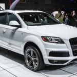 2015 Audi Q7 White