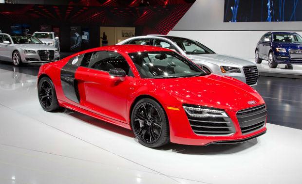 2015 Audi R8 5.2 Plus