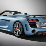 2015 Audi R8 Convertible