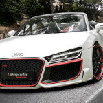 2015 Audi R8 V10 Spyder Regula Exclusive