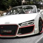 2015 Audi R8 V10 Spyder Regula Exclusive