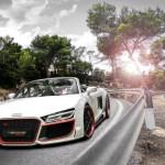 2015 Audi R8 V10 Spyder Wallpaper
