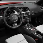 2015 Audi RS 5 Interior