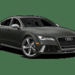 2015 Audi RS 7 Black