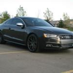 2015 Audi RS5 Black
