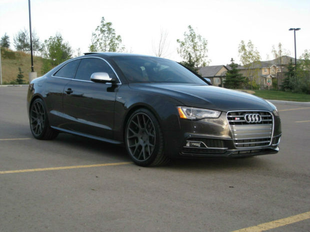 2015 Audi Rs5 Black Top Auto Magazine