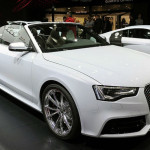 2015 Audi RS5 Cabriolet White
