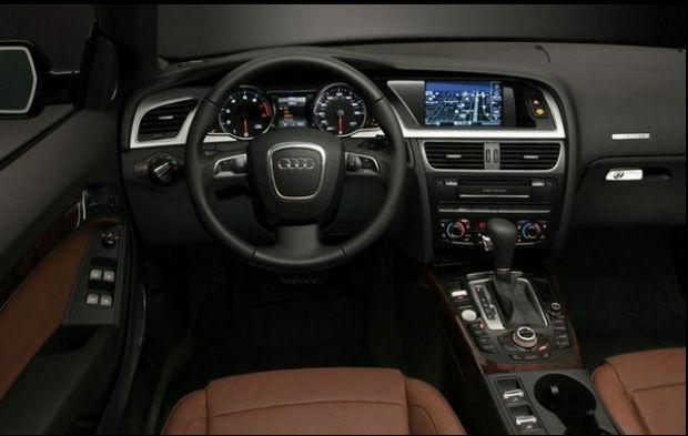 2015 Audi RS5 Interior