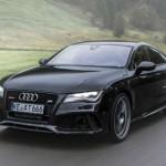 2015 Audi RS7 Black