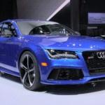 2015 Audi RS7 Blue