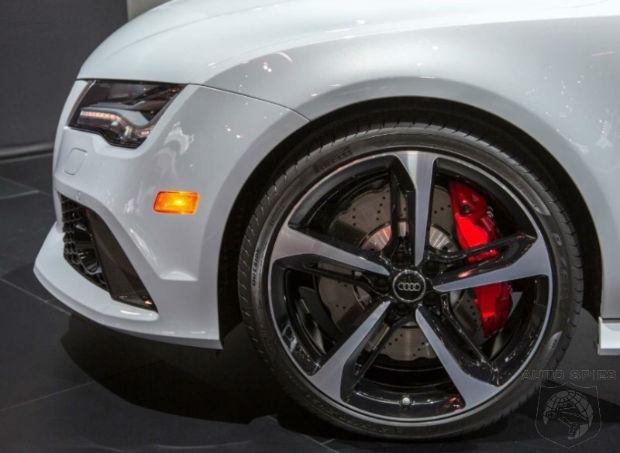 2015 Audi RS7 Dynamic Edition Wheels
