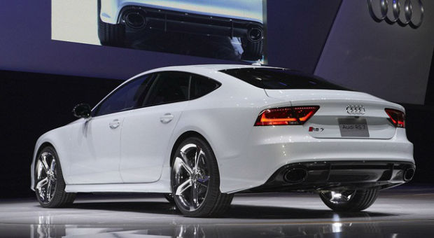 2015 Audi RS7 Dynamic White