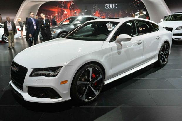 2015 Audi RS7 White